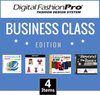 Digital Fashion Pro Business Class Edition Icon - Fashion Design Software - Fashion App