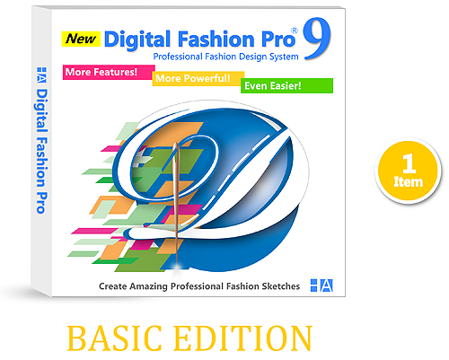 Digital Fashion Pro Fashion Design Software