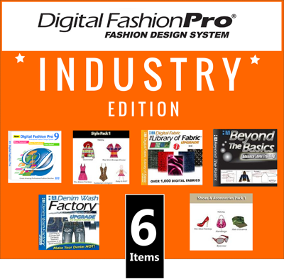Digital Fashion Pro Industry Edition Icon4 - fashion design software