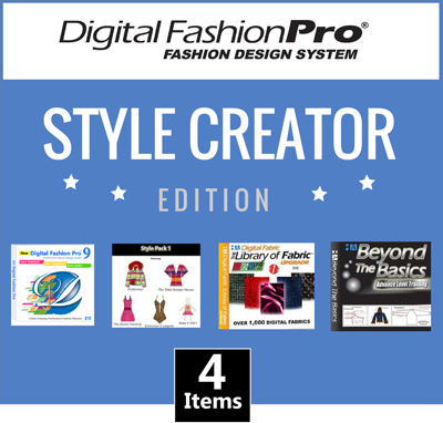 Digital Fashion Pro Style Creator Edition -scl - Icon3 - fashion design app