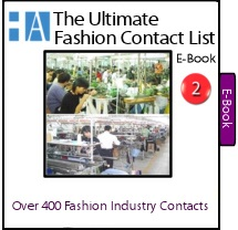 Clothing Manufacturers List