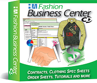 Fashion Business Center - Spec Sheet and Fashion Documents