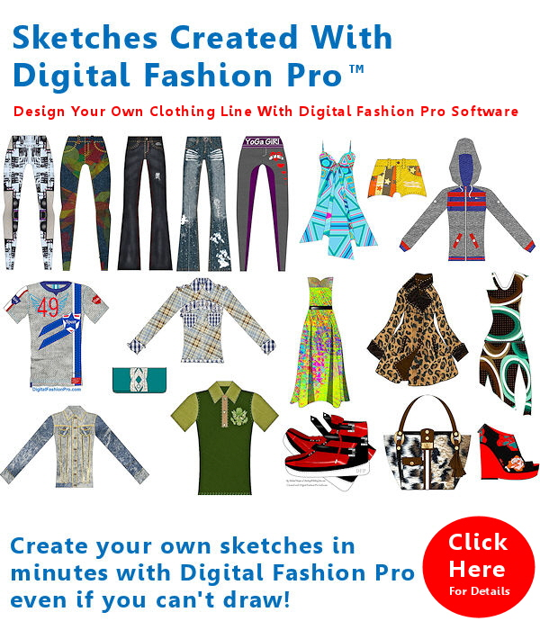 ow to Design Your Clothing - Fashion Design Software