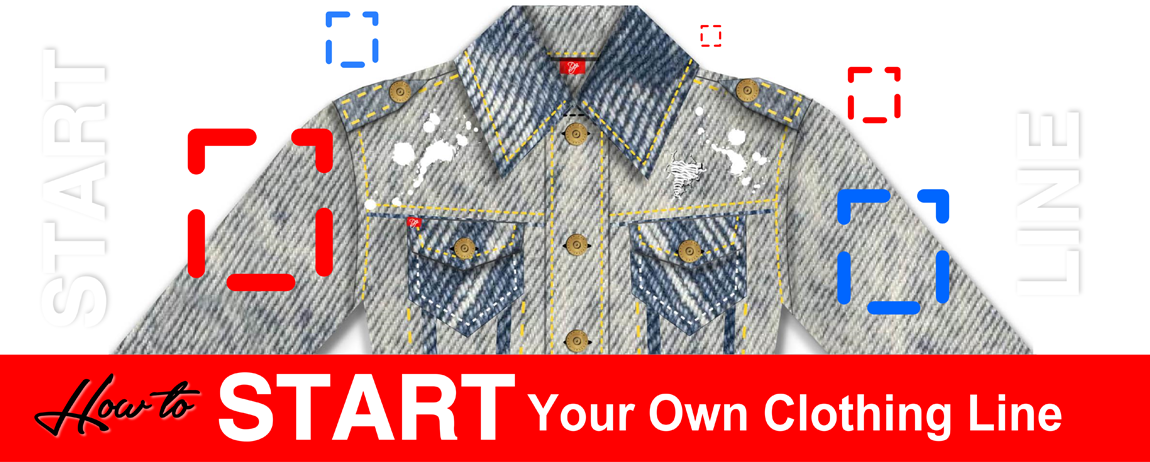 how to design clothes for beginners design your own clothing brand